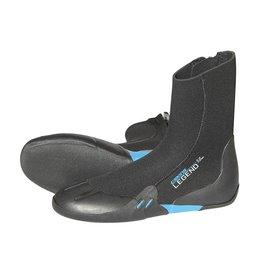 C-Skins C-SKINS - 3.5mm - Junior Legend Zip Boot, Black, M/EU28-29