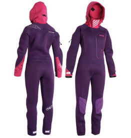 ION Ion - 4/3mm - Envee Drysuit, Purple, 42/XL(173-178cm)