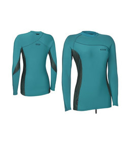 ION ION - Neo Top Women 2/1 LS turquise, 34/XS(157-164cm)