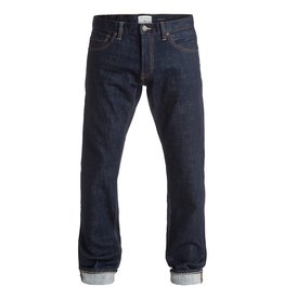 Quiksilver Quiksilver - Revolver Rinse Straight Jeans  - BSNW - 36x32