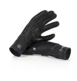 Rip Curl - 5/3mm - Flashbomb Glove - BLK - XL/54