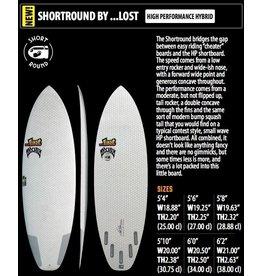Lib-Tech Lost Lib-Tech - 5'10 Shortround 30,75L 20' 2,38''