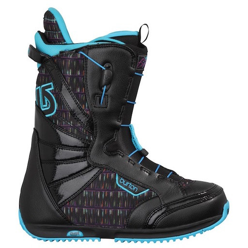 Burton Burton - Bootique, Black, US6/23cm/36,5