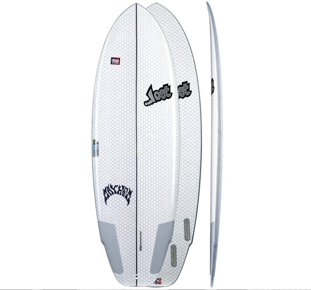 Lib-Tech Lost Lib-Tech - 5'7'' Puddle Jumper 33,9L (2016)