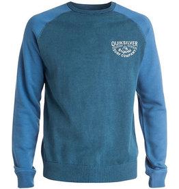 Quiksilver Quiksilver - Fusion Key Sweater, Blue (BNC0), S