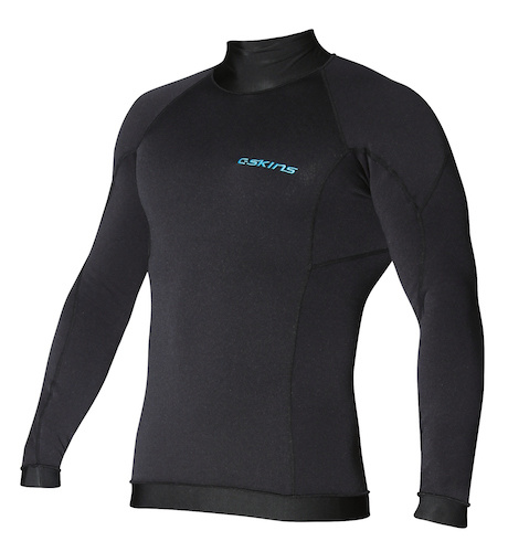 C-SKINS - Hdi Long Sleeve Mens Skins-BLACK, S/48