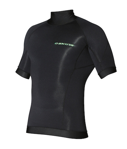 C-SKINS - Hdi Short Sleeve Mens Skins-BLACK, L/52
