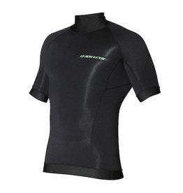 C-SKINS - Hdi Short Sleeve Mens Skins-BLACK, S/48
