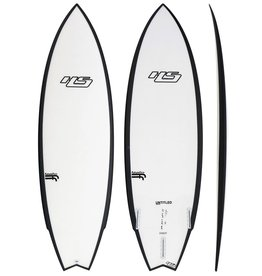 Hayden 6'1 Hayden Shapes Untitled FF Clear 36,15L +-85kg