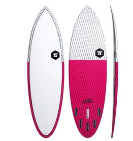 7S 7S - 6'6 Slip Stream 37L (FCS II) B-grade Red