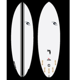 RIP CURL - 6'1 - BEARD of Zeus 5F (FCSII)- Clear - LCT