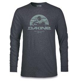 Dakine Dakine - Yoder L/S Tech T - Heatherblk - XL
