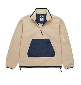 Polar Polar - Gonzalez Fleece Jacket - Sand - L