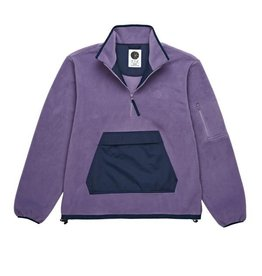 Polar Polar - Gonzalez Fleece Jacket - Lilac - L