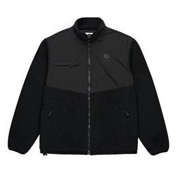 Polar Polar - Hallberg Fleece Jacket - Black - M