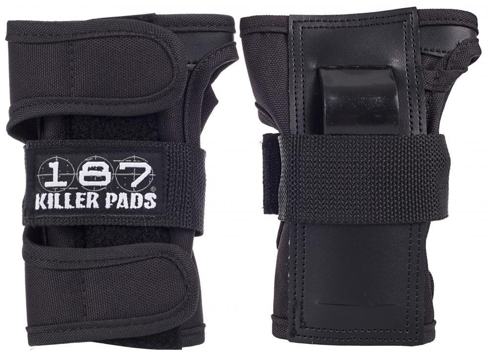 187 187 - Killer Pads Wrist Guard - Black - L