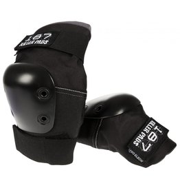 187 187 - Killer Pads Pro Elbow - Black - M