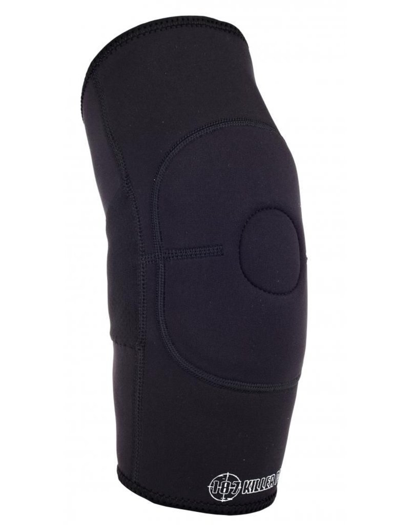 187 187 - Killer Pads Knee Gasket - Black - XL