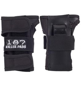 187 187 - Killer Pads Wrist Guard - Black - S