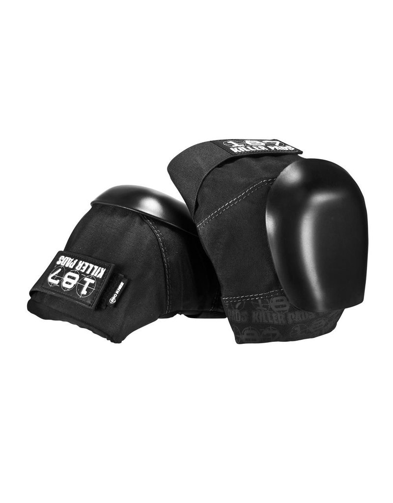 187 187 - Killer Pads Pro Knee - Black - XL