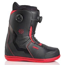 Deeluxe Deeluxe - IDxHC Boa PF - Black/Red - 43,5-28,5cm-10,5