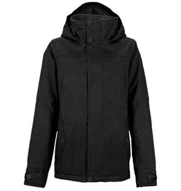 Burton Burton - Jet Set Jacket, True Black, L