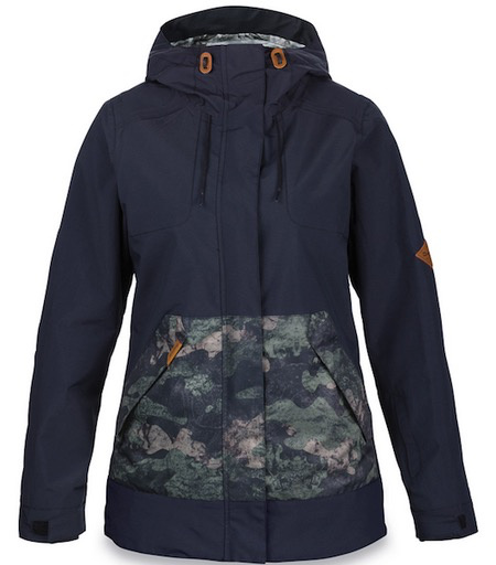 Dakine Dakine - Bijoux Jacket, Peat Camo, M