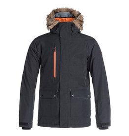 Quiksilver Quiksilver - Selector Jacket, Black, M