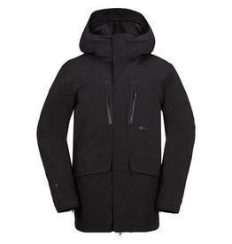 Volcom Volcom - Stretch Gore-Tex Jacket, BLK, L