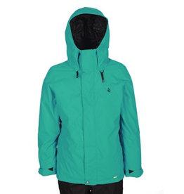 Volcom Volcom - Bauhaus Insulated Jacket, Blu, XS