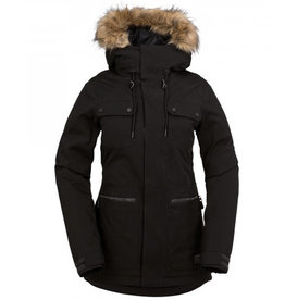 Volcom Volcom - Shadow Insulated Jacket, BLK, M