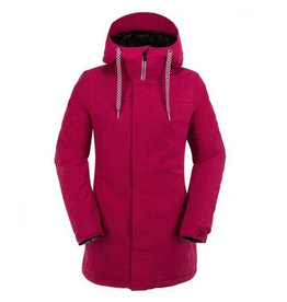 Volcom Volcom - Act Insulated Jkt, Maroon, L