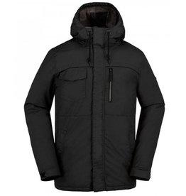 Volcom Volcom - Monrovia Ins Jacket, BLK, S