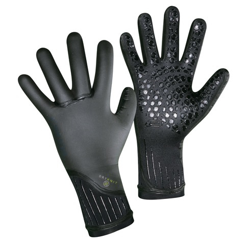 C-Skins C-Skins - 3mm Hot Wired Glove - XXS - Black