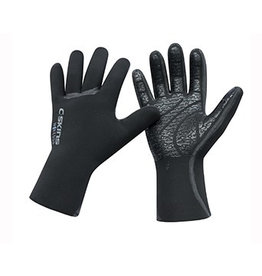 C-Skins C-Skins - 5mm Wired Glove - Black - XS