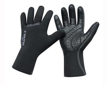 C-Skins C-Skins - 5mm Wired Glove - Black - XS