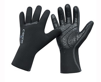 C-Skins C-Skins - 2mm Wired Glove - Black - XS