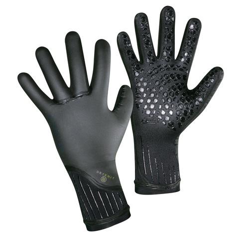 C-Skins C-Skins - 3mm Hot Wired Glove - Black - L