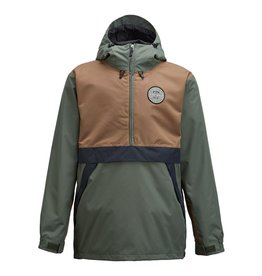 Airblaster Airblaster - Trenchover - Olive Puddle - L