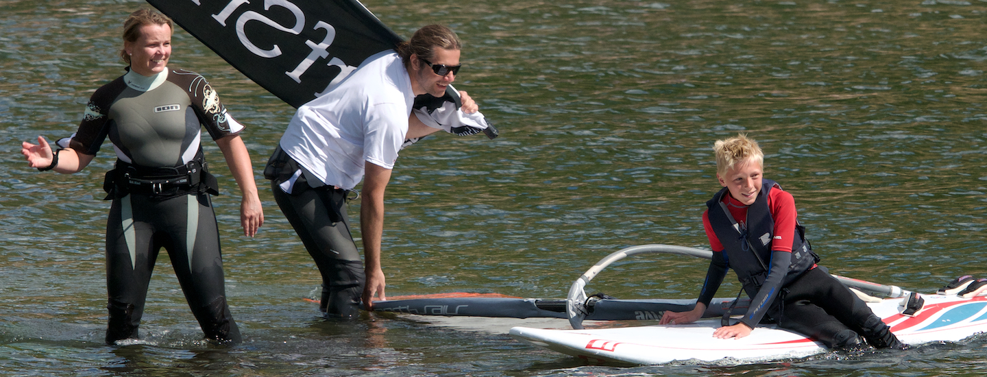 Rookie Windsurfing Arendal