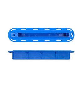 Future Fins Futures - Fin box 1/2'' (X) Blue