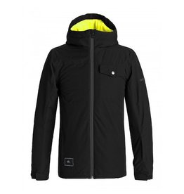 Quiksilver Quiksilver - Mission Solid Youth Jacket - 12/L