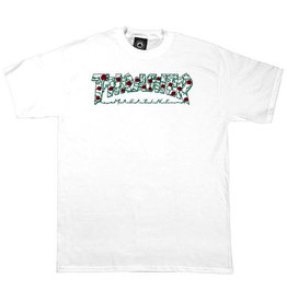 Thrasher Thrasher - Roses White Tee - M