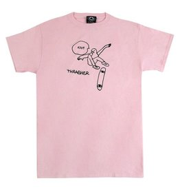 Thrasher Thrasher - Kcuf Light Pink - M