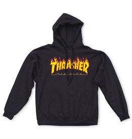 Thrasher Thrasher - Flame Hood - XL