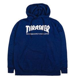 Thrasher Thrasher - Skate Mag Hood Navy - XL