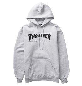 Thrasher Thrasher - Skate Mag Hood Heather - S