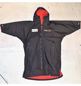 dryrobe Dryrobe Advance XL Longsleeve Black/Red
