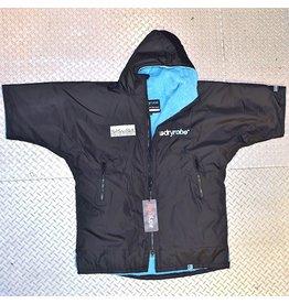dryrobe Dryrobe Advance Black/Blue S