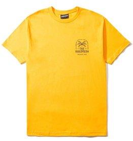 The Hundreds The Hundreds - LA CA lifestyle T-shirt - GLD - L